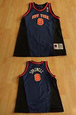 Youth New York Knicks Latrell Sprewell L (14/16) Champion Jersey Vintage Jersey