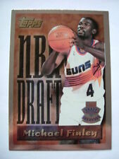 Original Not Authenticated 1995-96 Basketball Trading Cards