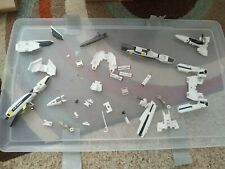 Robotech Masterpiece VF-1S Toynami Transforming - INCOMPLETE PARTS ONLY