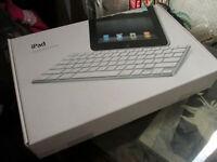 Genuine Apple iPad Keyboard Dock A1359 for iPad Generation 1/2/3 30pin Connector