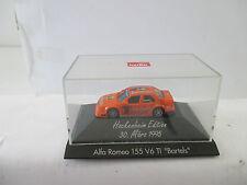 HERPA 1/87 Hockenheim Edition 30. mars 1995 Alfa romeo 155 v6 voir photo ws7800