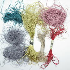 Assorted Lot of Limited Old Stock DMC Jewel Effect Embroidery Floss
