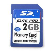 High Speed 2GB SD Secure Digital Memory Card 2G 2 GB Mini Useful Nice