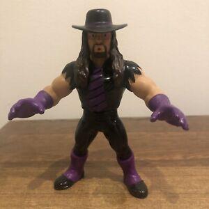 WWF/WWE The Undertaker Mattel Retro Action Figure