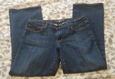 "Lucky Brand Jeans Womens Size 10 Sweet N Low Blue Denim 10/30A 30"" Inseam And"