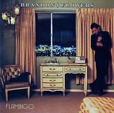 BRANDON FLOWERS : FLAMINGO / CD - TOP-ZUSTAND