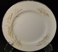 Fine China of Japan Golden Harvest Bread Plate 6 1/4""