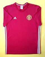 5+/5 Manchester United jersey medium training shirt AZ4702 Adidas soccer ig93