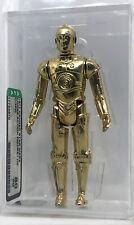 Kenner Star Wars C-3PO HK AFA 80 loose vintage NEW CASE STYLE Golden