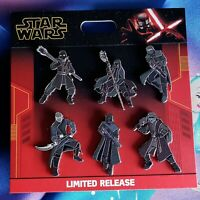 Disney Pin Star Wars Rise of the Skywalker Booster Set Limited Release