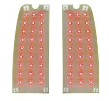 LED Tail Light SEQUENTIAL  For 1967-72 Ford Truck & 1966-77 Ford Bronco (Pair)