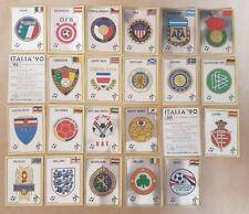 PANINI FIFA WORLD CUP 1990 Italia - 1 glittersticker a scelta
