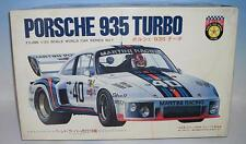 Fujimi 1/20 Bausatz Kit Nr. RC7 Porsche 935 Turbo mit E-Motor OVP #2746