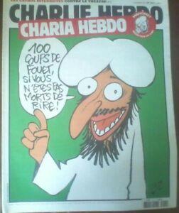Charlie Hebdo N°1011