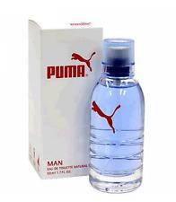 Puma White Red Eau De Toilette Spray for Men 50ml, new, sealed