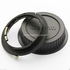 Leica R - Canon EOS Adapter with AF PROGRAMMABLE CHIP! For All Canon EOS EF!