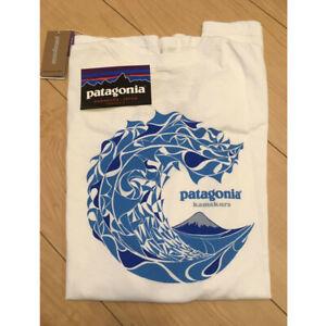 *NWT Patagonia Kamakura Japan T-Shirt Men's Size L (Rare)