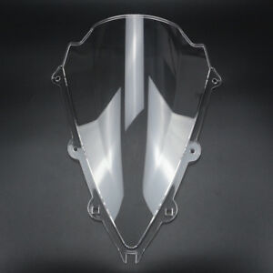 Clear Windshield Windscreen For Aprilia RSV4 2009-2014 RSV4 R 2012-2015 /RS4 125