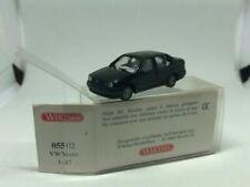 Véhicules miniatures noirs VW 1:87