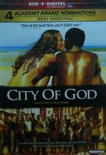 Fernando Meirelles' City of God (2002) Based on a True Story Alexandre Rodrigues