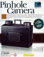 4M KidzLabs Pinhole camera / Sténopé / Lochkamera plastique + 1 pellicule 135