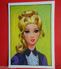 figurines prentjes cromos stickers picture cards figurine barbie 165 panini 1976
