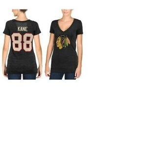 CCM NHL Chicago Blackhawks #88 Hockey Shirt New Womens Sizes