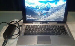 Fujitsu Stylistic Q702 Tablet   Intel Core i5-3437U 4GB RAM 128GB SSD Windows 10