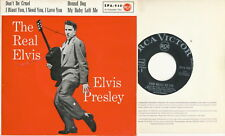 "Elvis Presley EP deutsche Victor RCA EPA-940 ""The Real Elvis"" V2"