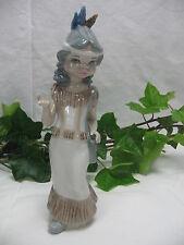 Alte CASADES Porzellan Figur Porzellanfigur Spanien Figur Figurine LLadro P855