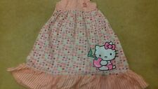 Girls Hello Kitty Dress EUR 122-128 US 6-8YR