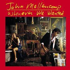 John Cougar Mellencamp - Whenever We Wanted / PHONOGRAM CD 1991