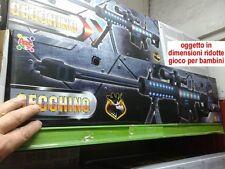 fucile laser luminoso giocattolo ridotta x bimbi spara gioco di qualita toy w75