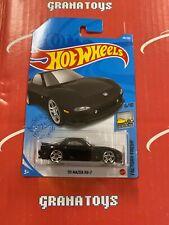 New Listing95 Mazda Rx-7 #88 2021 Hot Wheels Case E