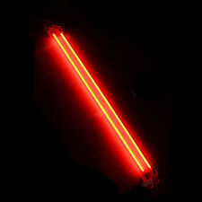 2 Piece Car Red Undercar Underbody Neon Kit Lights CCFL Cold Cathode 6""