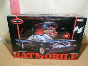 POLAR LIGHTS SNAP-IT 1966 BATMOBILE - NEW , IN BOX FROM 2011