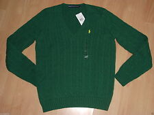 Ralph Lauren Women's Chunky, Cable Knit Knit None Jumpers & Cardigans
