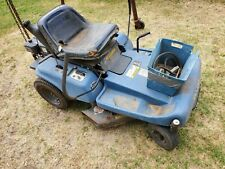 1993 Dixon 2301 Single Blade Mower Runs Great Needs A  little Work Or Adjusting