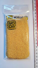 Mocks Fluffy Phone Sock Cover to Fit Nokia C5 C5-05 C5-03 301 220 225 230 Yellow