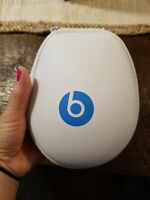 Beats by Dr. Dre Hard Carrying Case for MIXR Headphones White/Blue