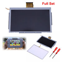 For Nintendo Wii U Gamepad LCD Screen + Touch Screen Digitizer Tools Replacement