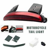 Cola de motocicleta Luz trasera LED Luz trasera la motocicleta Harley Davidson