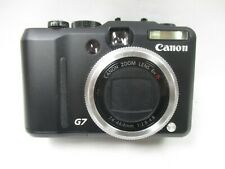 Canon G7 camera for parts or repair