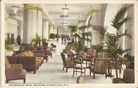 Atlantic City, NEW JERSEY - Hotel Traymore - Exchange