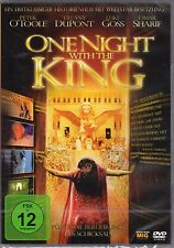 One Night with the King , uncut , new and sealed , Luke Goss , Peter O'Toole