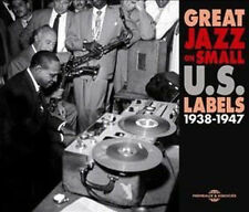 1320 // GREAT JAZZ ON SMALL U.S. LABELS 1938-1947 COFFRET 2 CD