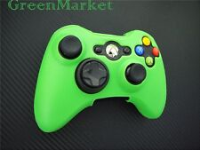 1x Brand new Xbox360 Controller Silicon Protective Cover- Green Color
