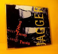 MAXI Single CD Mick Jagger Sweet Thing 4 TR 1993 Rolling Stones Rock Pop Ballad