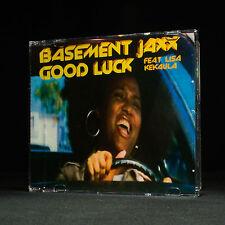 BASEMENT JAXX - Cuenta Con LISA kekaula - BUENA SUERTE - CD de Música EP