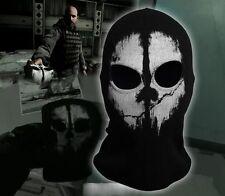 Call of Duty COD 10  Logan Last Mission Balaclava Skiing Skull Hood Ghosts Mask